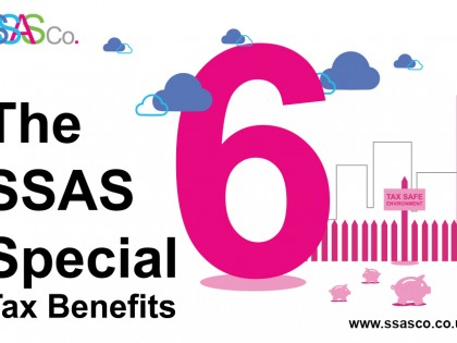 The SSAS Special 6: Tax Benefits